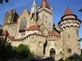 Kittenberské záhrady a hrad Kreuzenstein