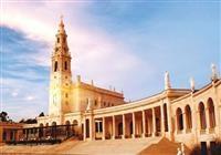 Lurdy-Fatima-La Salette-Santiago de Compostela