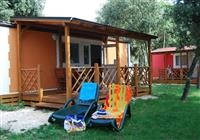 Naturistický rezort Valalta - mobilné domy