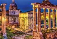 Rím a Po Stopách Sv. Františka a Sv. Kláry